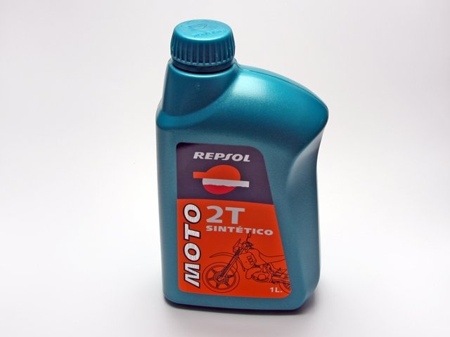 2T Öl Repsol Synthetic Öl 125ml