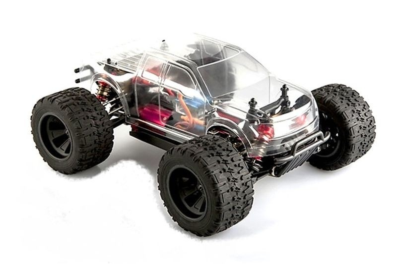 Mini Brushless Monster Truck 1:14 RTR (EMB-MTH)