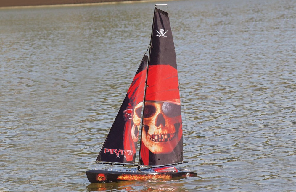 Pirate Yacht RTR 2.4GHz