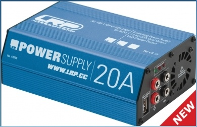 Powersupply Competition 13.8V / 20A
