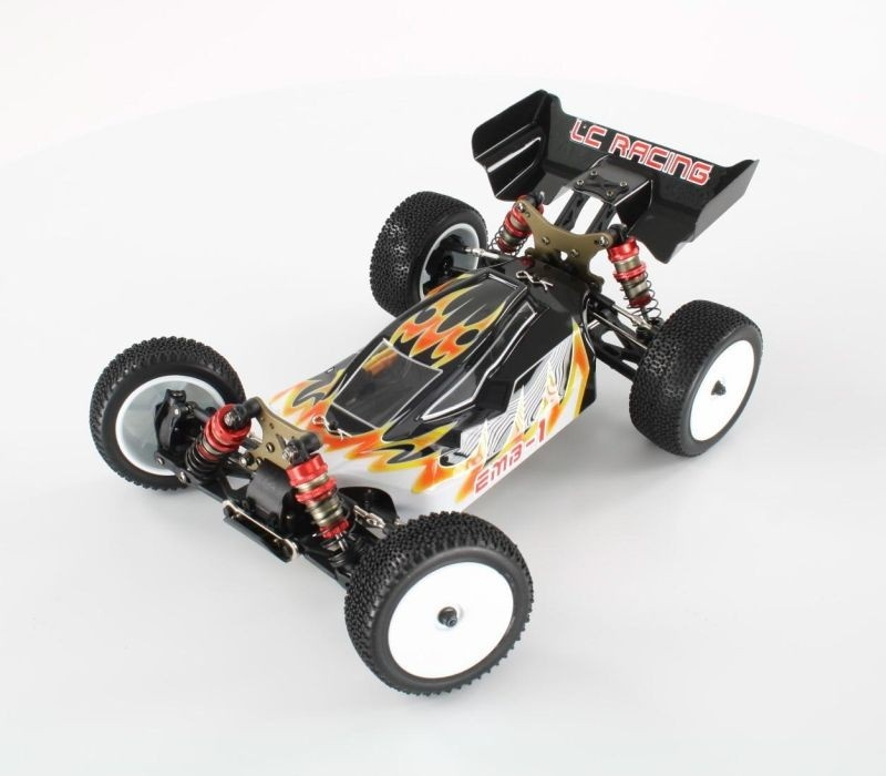 Mini Brushless Buggy 1:14 RTR (EMB-1H)