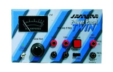 Power Panel Twin Boxer-geeignet